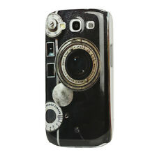 Schutz Hülle Hard Cover Schale Samsung Galaxy S3 i9300 Foto Kamera Cam J7