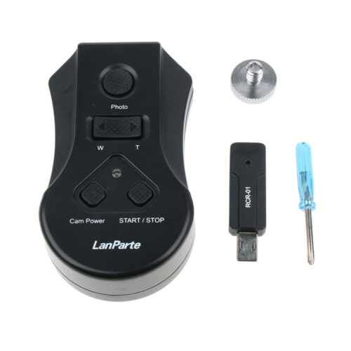 LRC-01 Wireless Shutter Remote Control for Sony A7 A7R A9 A6500 A6300 A6000