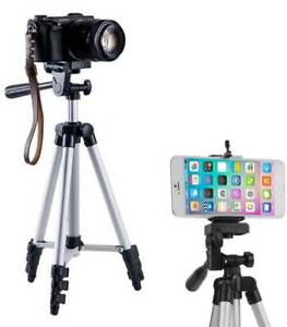 Portable-Professional-Adjustable-Camera-Tripod-Stand-Mount-Smart-Phone-Holder