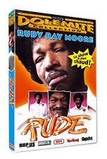 19512 // RUDE RUDY RAY MOORE DVD NEUF