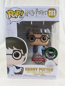 Harry-Potter-Funko-Pop-Harry-Potter-with-Invisibility-Cloak-No-111