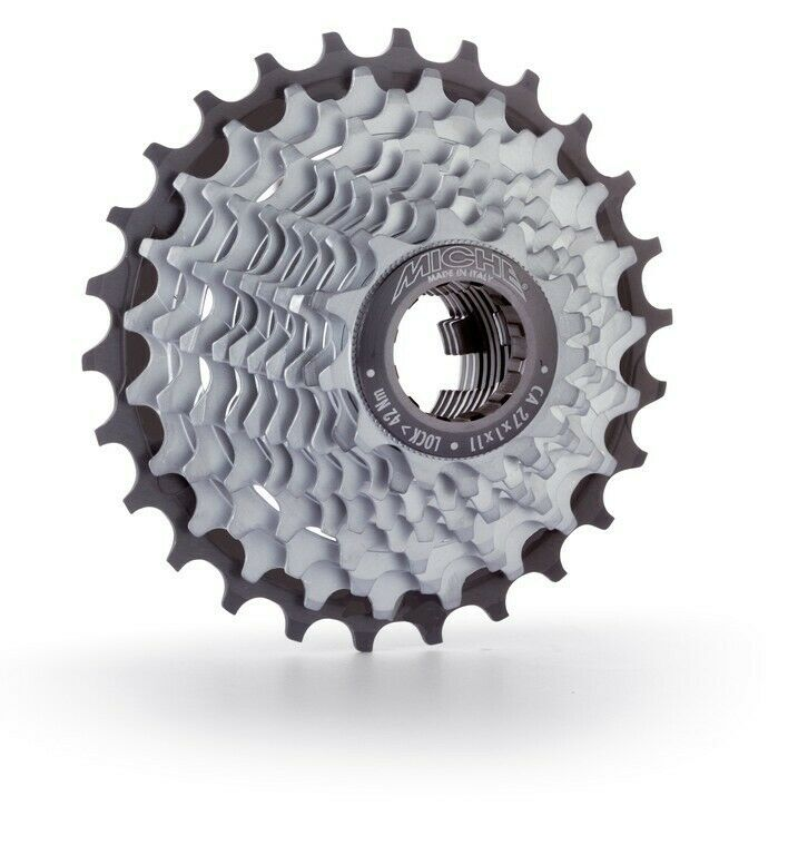 Miche light primato    11 veces Campagnolo casete (14-29 dientes)