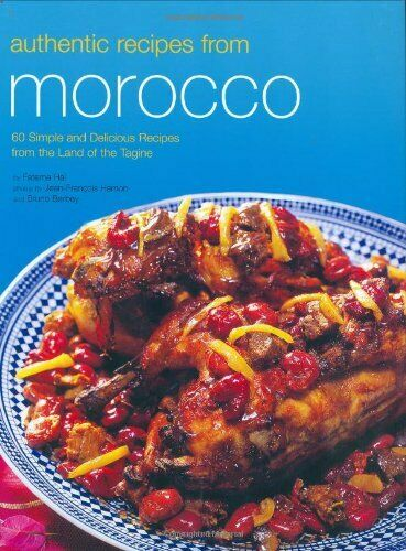 Authentic Recipes from Morocco (Authentic Recipes From...),Fatema Hal