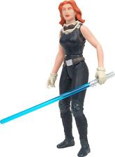 Star Wars POTF Expanded Universe Mara Jade Action Figure