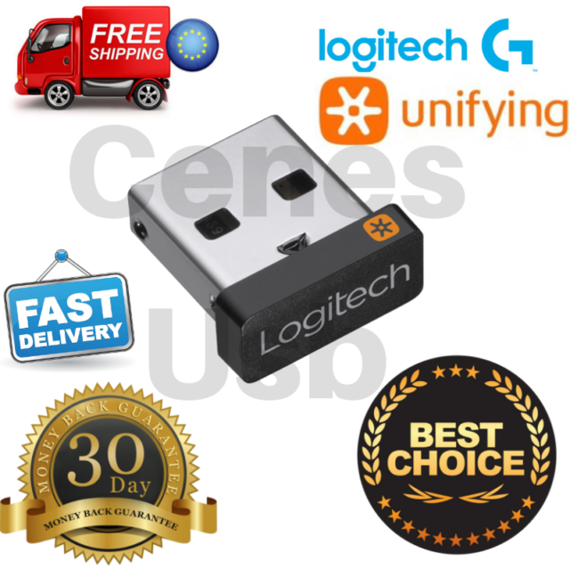 Logitech Unifying USB Receiver   PN 993-000439 Ships from USA