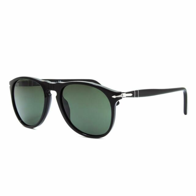 f93d6139f1 Persol 9649 95 31 Black with Grey Tempered Lens Sunglasses Sonnenbrille 55mm