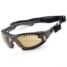 Lunettes + kit masque RUSHPTWI + RUSHKITFS Bollé Safety Rush+ goggles PLATINUM