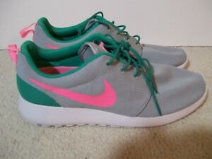 new concept 081e3 dc86a Image is loading Mens-Nike-Roshe-One-Run-South-Beach-Watermelon-