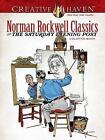 Creative Haven Norman Rockwell's Saturday Evening Post Classics Coloring Book by Norman Rockwell (Paperback, 2017)