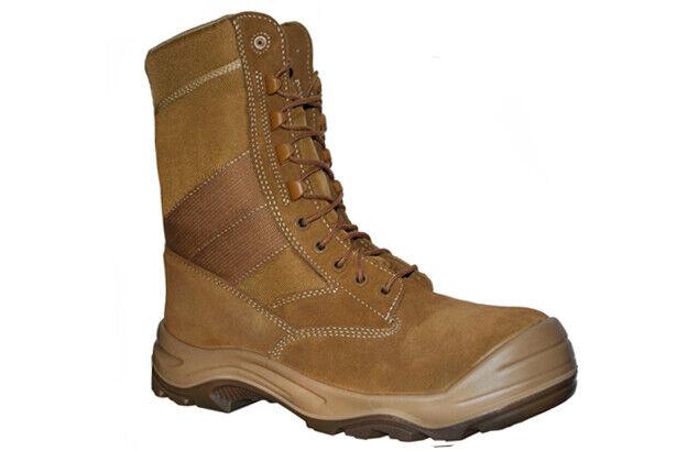 Work Zone 8  Waterproof Coyote Desert Tactical Boot -N875