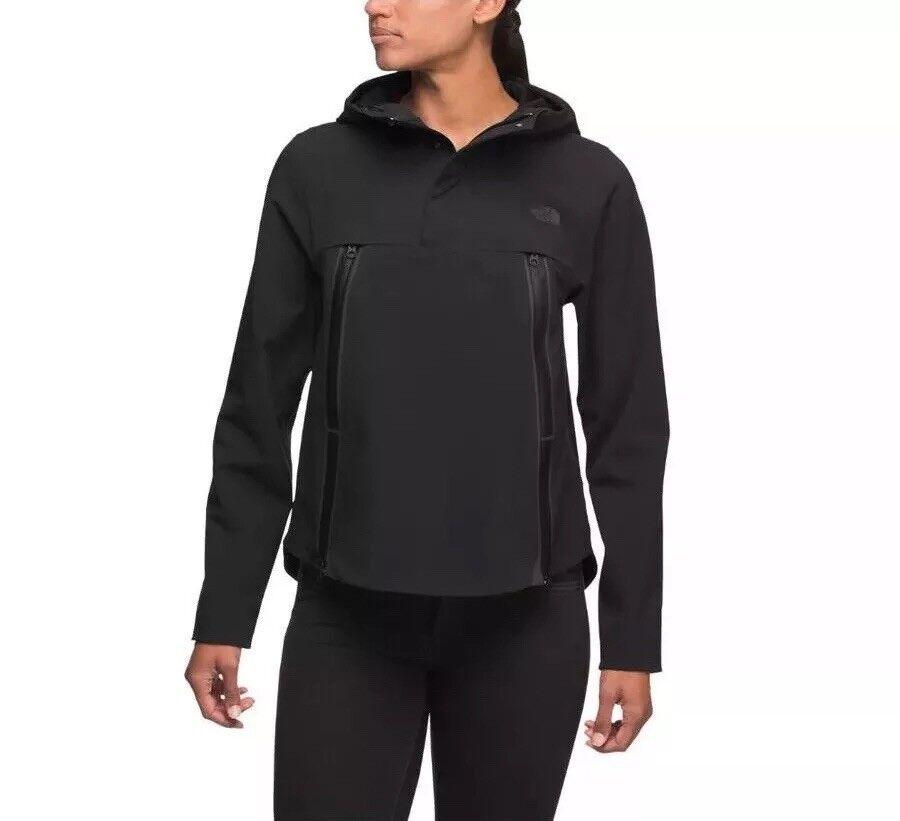 The North para mujer Apex Flex  Face Gore-Tex ® Cape Anorak-Negro-Medio  Vuelta de 10 dias