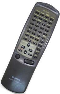 Genuine Aiwa RC-TZ1100 CD Stereo Remote For XS-Z1100 CX-Z1100 CX-Z1200 CX-ZAP1