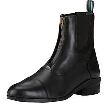 Ariat Men's Heritage IV Zip Paddock Boots - Black - Various Sizes