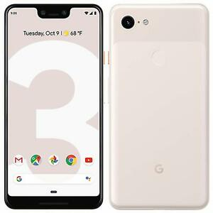 Google-Pixel-3-XL-64GB-Verizon-Smartphone-Not-Pink-Light-Screen-Burn