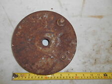 1954 Norton International 30 BSA Triumph Vintage Rear Brake HUB Assembly