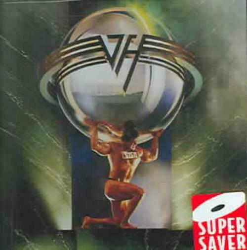 VAN HALEN - 5150 USED - VERY GOOD CD