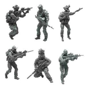1-35-YUFAN-Model-Modern-Army-Soldier-Resin-Figure-Model-W3H1