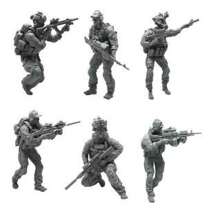 1-35-YUFAN-Model-Modern-Army-Soldier-Resin-Figure-Model-W3H1