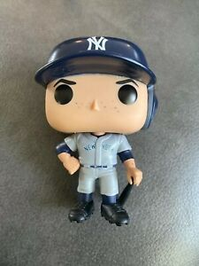 Loose-Funko-Pop-Vinyl-MLB-Aaron-Judge-New-York-Yankees-Road-Grey-Jersey