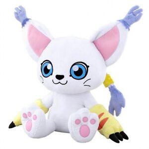 Anime-Digimon-Digital-Monster-Gefuellte-Puppe-Tailmon-Plueschtier-Kissen-Geschenk