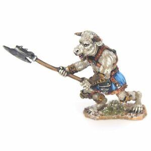 Minotaur-with-Large-Axe-Warhammer-Fantasy-Armies-28mm-Unpainted-Wargames