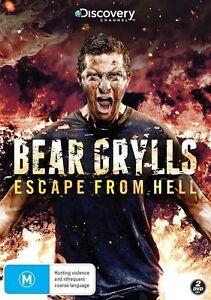 Bear-Grylls-Escape-From-Hell-DVD-2014-2-Disc-Set