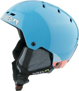 SHRED Bumper NoShock Warm Timber Casque Ski Helmet Casco 54/57 cm  S / M