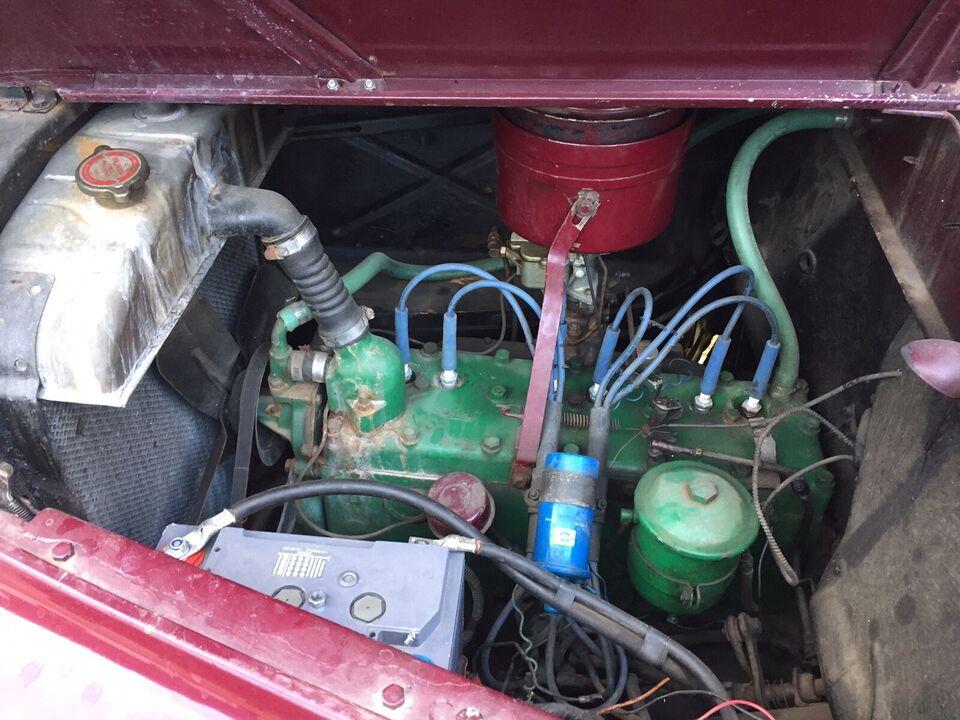 Dodge A100, 6,0 aut., Benzin