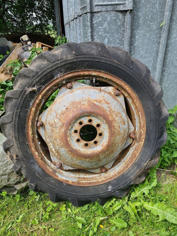 Traktor hjul
