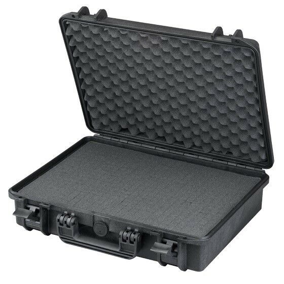 Waterproof IP67 Large Hard Protective Laptop Macbook Ipad Pro Case + Cubed Foam!