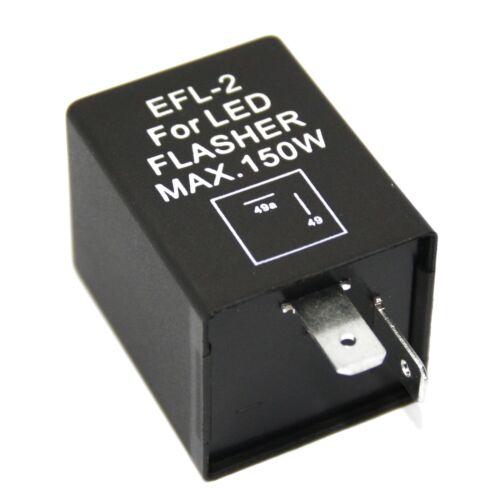 Indicator Relay Flasher Load Unit Operating Led SMD