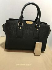 5479795b2e95 item 8 NEW Burberry Medium CLIFTON Leather Tote Satchel Crossbody Shoulder  Bag Black -NEW Burberry Medium CLIFTON Leather Tote Satchel Crossbody  Shoulder ...