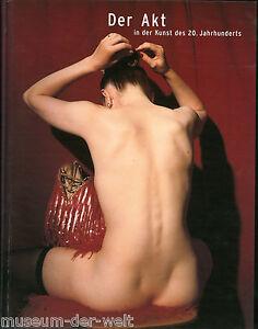 Der-Akt-in-der-Kunst-des-20-Jahrhundert-Erotic-in-the-Art-of-the-20th-Century