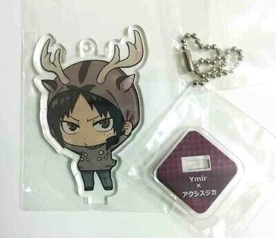 Attack On Titan Acrylic Keychain Strap Ymir GRAFF ART Hajime Isayama Anime F//S