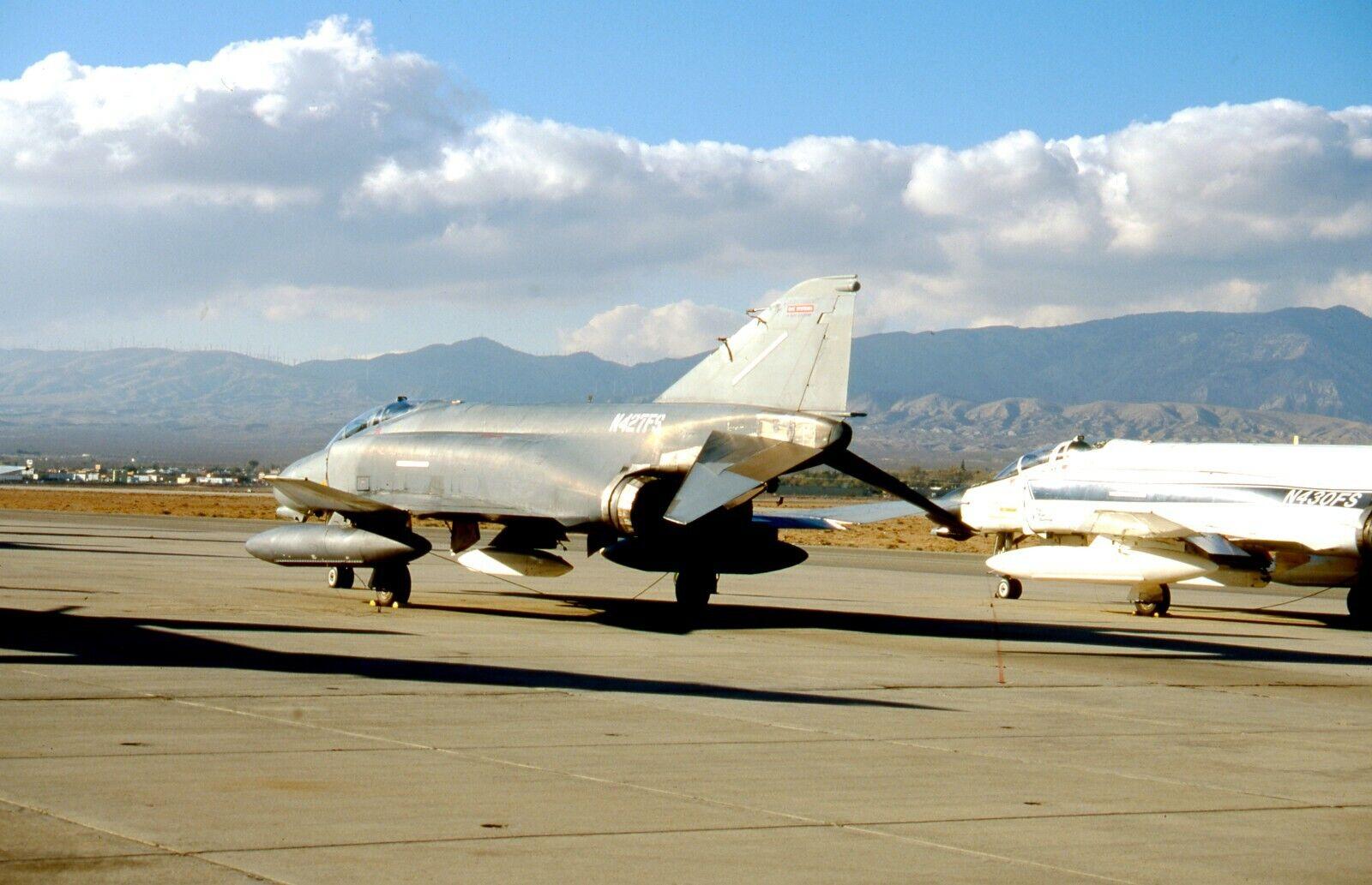 BAE N427FS McDonnell Douglas F-4D Phantom II and NF-4D  NF430FS Photo Print