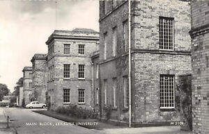 R308546 principal bloc. Leicester University. M 5109. St-Valentin. RP