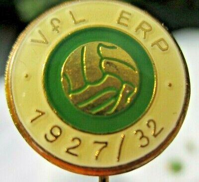 100% Wahr Abzeichen Anstecker Vereinsnadel Anstecknadel Vfl Erp 1927/32 Rar Top
