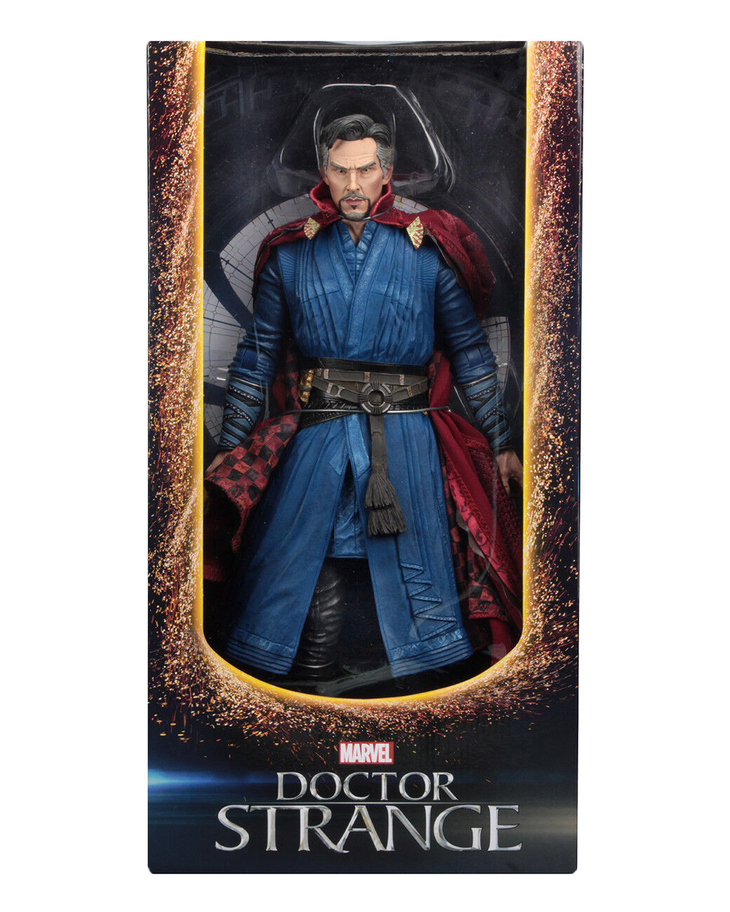 Marvel Movie Doctor Strange Benedict Cumberbatch 1/4 Scale Action Figure Neca