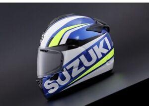 ARAI-CHASER-CHASER-X-SUZUKI-MOTO-GP-DESIGN-MOTORBIKE-MOTORCYCLE-HELMET-LIMITED