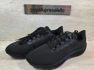 Men's Nike Air Zoom Pegasus 37 Running Shoes Black BQ9646-005 Size 11.5
