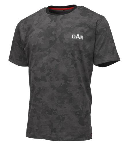 DAM CAMOVISION Cooles T-Shirt in tollem Tarnmuster = verschiedene Größen