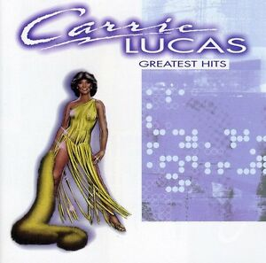 Carrie-Lucas-Greatest-Hits-New-CD-Canada-Import