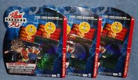 Bakugan Card Power Packs Lot Three Packs Lot 10