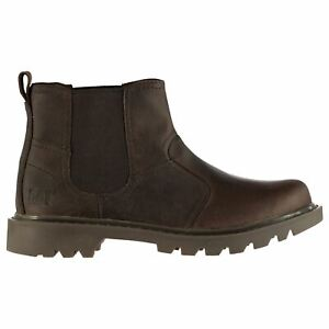 Mens-Caterpillar-Thornberry-Boots-Rugged-New