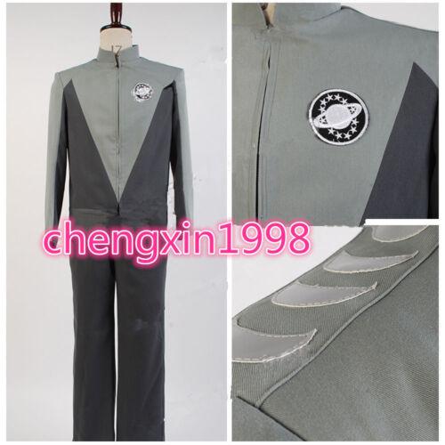 Galaxy quest Tim Allen Jason Nesmith comander cosplay costume uniforme AA.0706