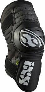 LG Black iXS Mallet Knee//Shin Guard