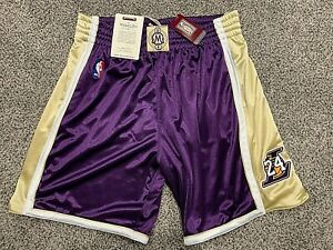 Authentic Kobe Bryant Lakers Mitchell & Ness Hall Of Fame Jersey ...