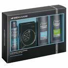 Dove Men +Care  Shower Speaker, Anti-Perspirant Face and Body Wash Men's Gift Set