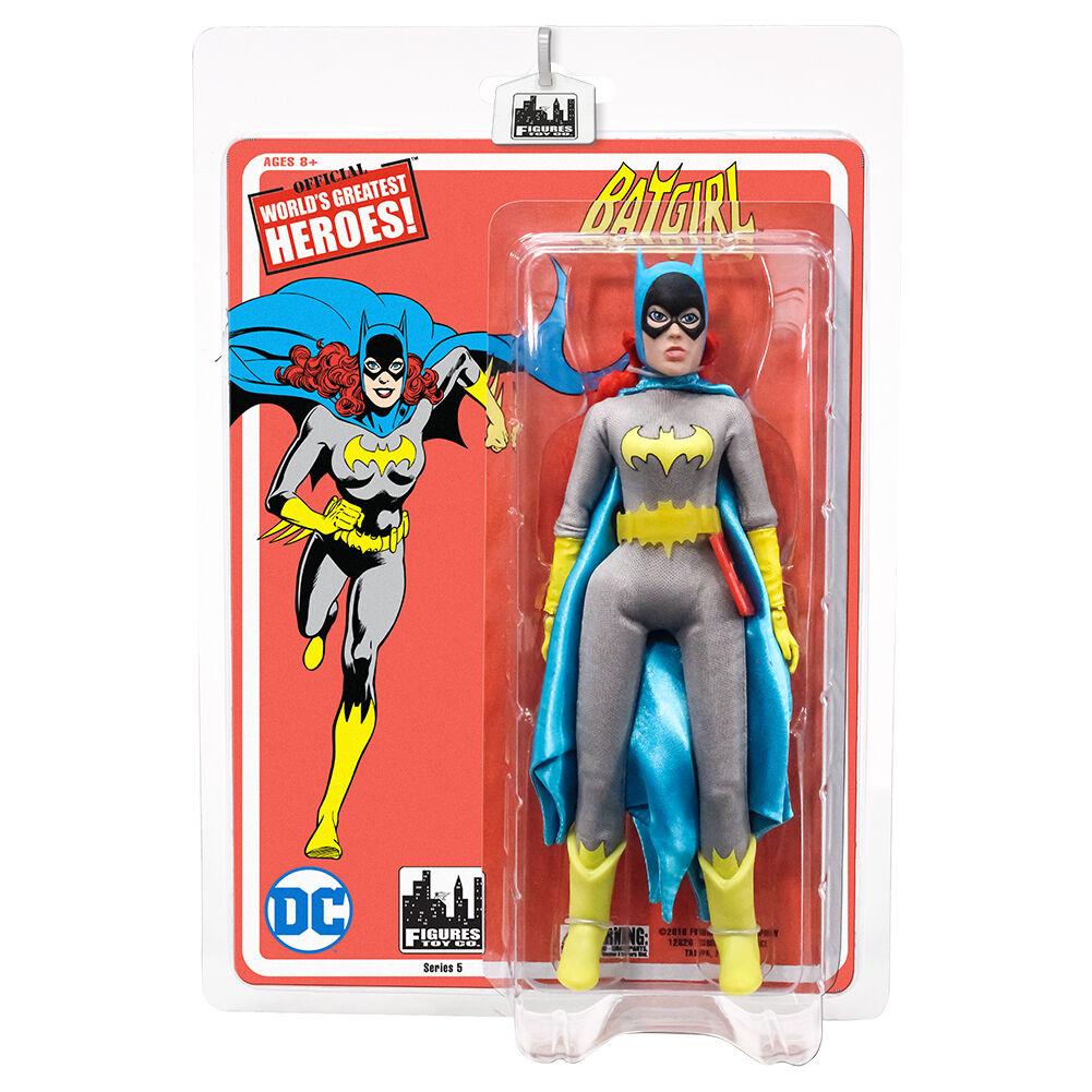 DC Comics Retro Style 8 Inch Figures Batman Retro Series 5  Batgirl