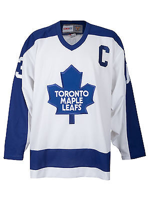 watch fcec4 50752 Men's New CCM Vintage Hockey Doug Gilmour Toronto Maple Leafs Jersey #93  Signed | eBay